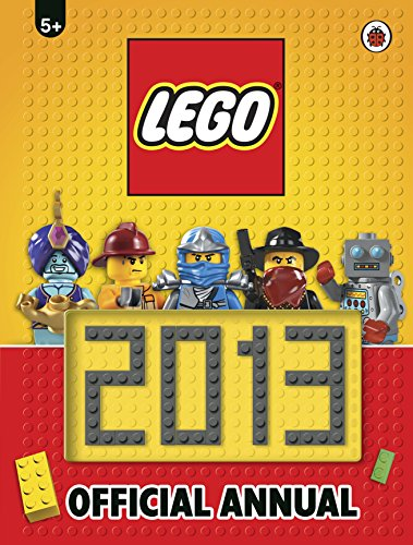 9781409312956: LEGO: Official Annual 2013