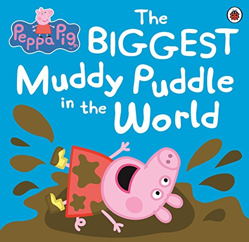 9781409313212: The Biggest Muddy Puddle in the World Picture Book. (Peppa Pig)