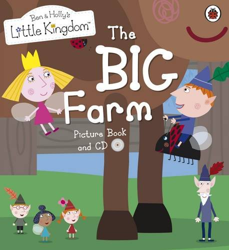 9781409313229: The Big Farm Picture Book and CD
