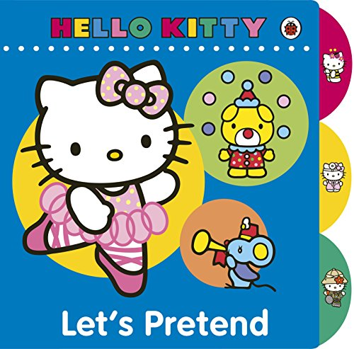 9781409313847: Hello Kitty Let's Pretend