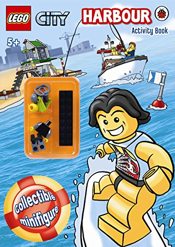 9781409314110: LEGO CITY: Harbour Activity Book with Minifigure