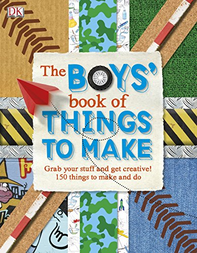 9781409322337: The Boys' Book of Things to Make