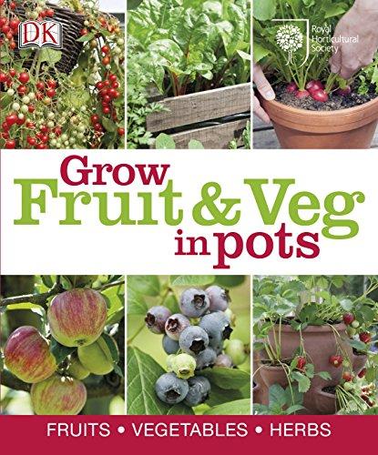 9781409323389: RHS How to Grow Fruit & Veg in Pots