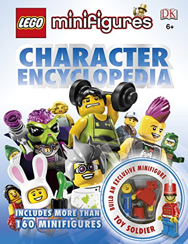 9781409324621: LEGO® Minifigures Character Encyclopedia