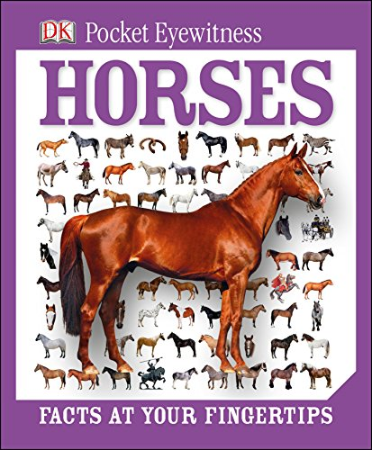 9781409324829: Pocket Eyewitness Horses