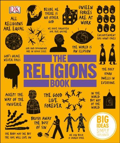 9781409324911: The Religions Book (Big Ideas)
