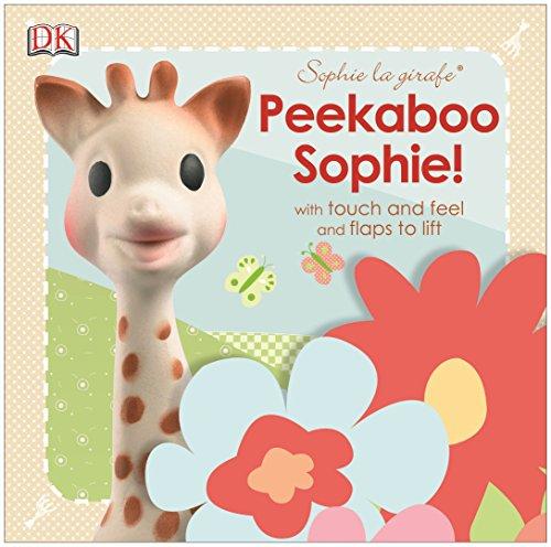 9781409325871: Sophie la girafe Peekaboo Sophie!
