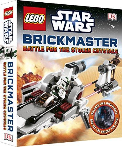 9781409326052: LEGO® Star Wars Brickmaster Battle for the Stolen Crystals.