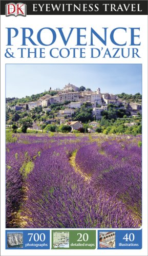 9781409326212: DK Eyewitness Travel Guide Provence and the Cote d'Azur