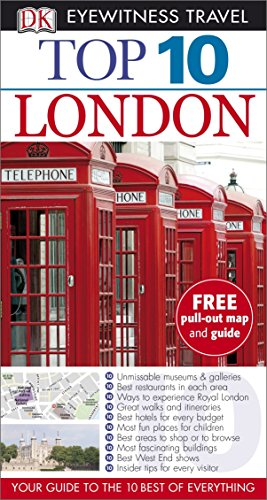 9781409326281: Eyewitness Top 10 Travel Guide: London (DK Eyewitness Top 10 Travel Guide)