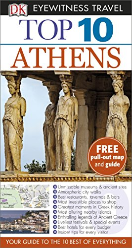 9781409326397: DK Eyewitness Top 10 Travel Guide: Athens