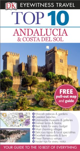 9781409326410: DK Eyewitness Top 10 Travel Guide: Andalucia & Costa Del Sol