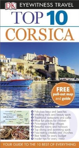9781409326427: DK Eyewitness Top 10 Travel Guide: Corsica