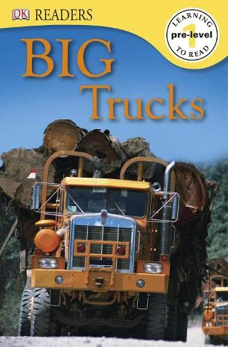 Big Trucks (DK Readers Pre-Level 1)