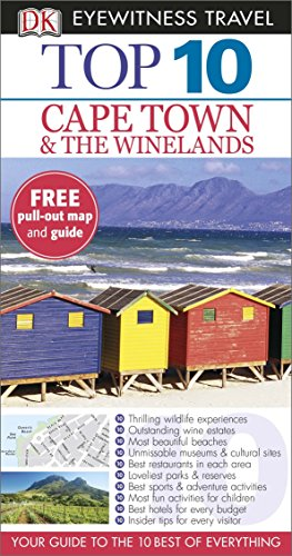 9781409326687: DK Eyewitness Top 10 Travel Guide: Cape Town and the Winelands