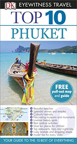 9781409326847: Top 10 Phuket (DK Eyewitness Travel Guide)