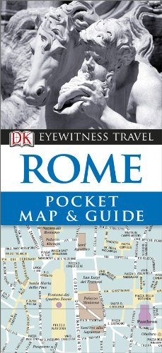 9781409326960: DK Eyewitness Pocket Map and Guide: Rome