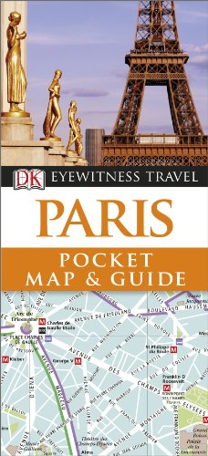 9781409326991: DK Eyewitness Pocket Map and Guide: Paris