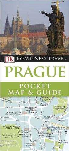 9781409327042: Prague Pocket Map and Guide (DK Eyewitness Travel Guide)