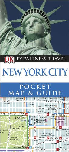 9781409327059: New York City Pocket Map and Guide (DK Eyewitness Travel Guide)