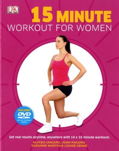 9781409327905: 15 Minute Workout for Women