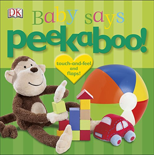 9781409327967: Peekaboo! Baby Says