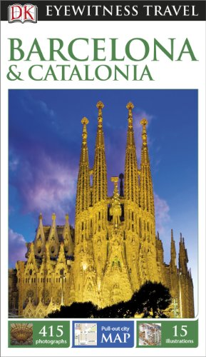 9781409328131: DK Eyewitness Travel Guide: Barcelona & Catalonia (Eyewitness Travel Guides)