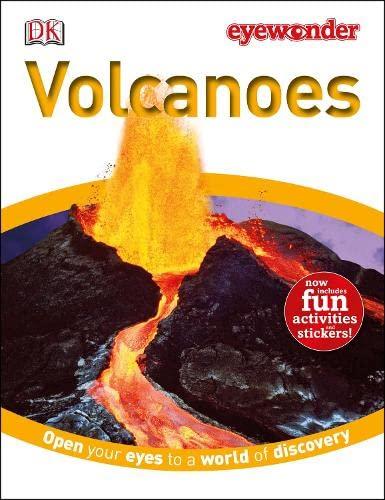 9781409328360: Volcano (Eye Wonder)