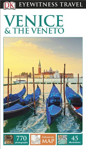 9781409328469: DK Eyewitness Travel Guide: Venice & the Veneto (Eyewitness Travel Guides)
