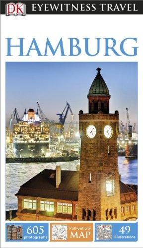 9781409329022: DK Eyewitness Travel Guide: Hamburg