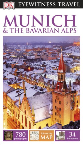 9781409329039: DK Eyewitness Travel Guide Munich and the Bavarian Alps