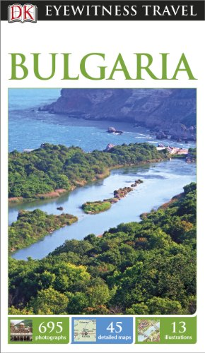 9781409329176: DK Eyewitness Travel Guide. Bulgaria