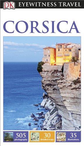9781409329244: DK Eyewitness Travel Guide Corsica