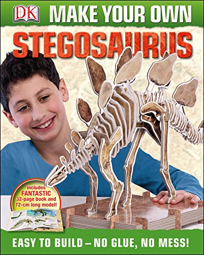 9781409329626: Make Your Own Stegosaurus