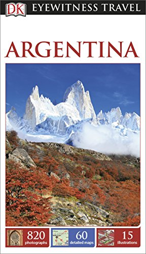 9781409329633: DK Eyewitness Travel Guide: Argentina