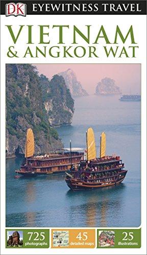 9781409329831: DK Eyewitness Travel Guide: Vietnam and Angkor Wat