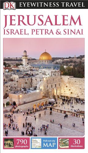 9781409329879: DK Eyewitness Travel Guide: Jerusalem, Israel, Petra & Sinai