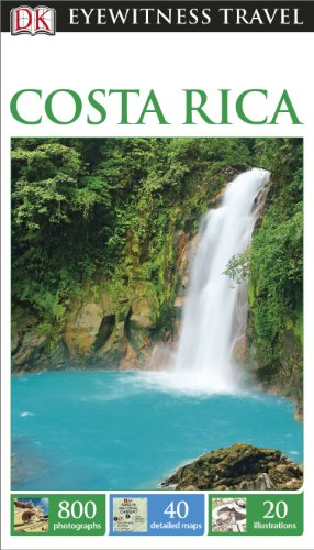 9781409329893: DK Eyewitness Travel Guide Costa Rica (Eyewitness Travel Guides)