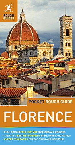 9781409330332: Pocket Rough Guide Florence (Rough Guide to...)