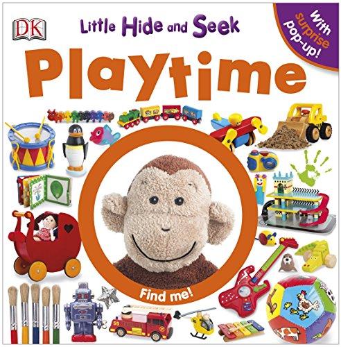 9781409330356: Little Hide and Seek Playtime (Little Hide & Seek)