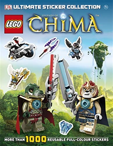 9781409330868: Lego Legends of Chima Ultimate Sticker Collection (Ultimate Stickers)
