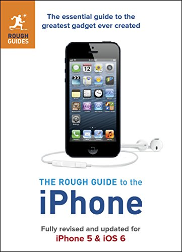 9781409331131: The Rough Guide to the iPhone (5th) (Rough Guides)
