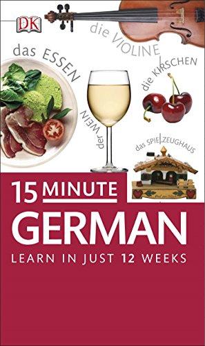 9781409331186: 15-Minute German (Eyewitness Travel 15-Minute)