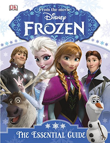 9781409332862: Disney Frozen the Essential Guide