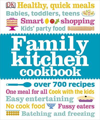 9781409332886: Family Kitchen Cookbook