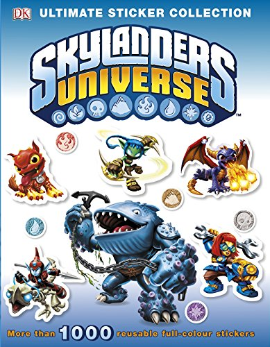 9781409332893: Skylanders Universe: Ultimate Sticker Collection