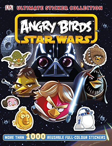 9781409333111: Angry Birds Star Wars Ultimate Sticker Collection (Ultimate Stickers)