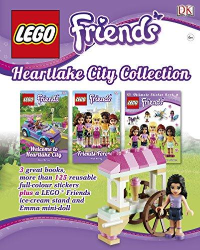 9781409333135: Lego Friends Heartlake City Collection ( Heart Lake City Lego Girls Collection )(Chinese Edition)