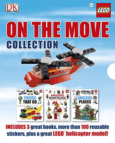 9781409333203: Lego: On the Move Collection