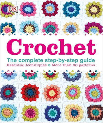 Crochet (Hardcover): Kindersley Dorling